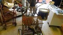 Drumfiets voor Cie. Maatwerk